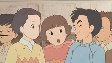 Only Yesterday | Isao Takahata