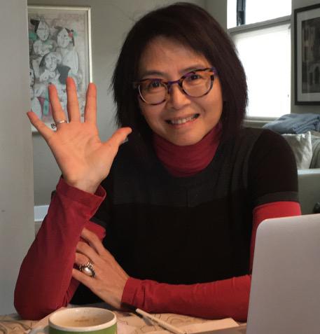 Sophia Wong Boccio