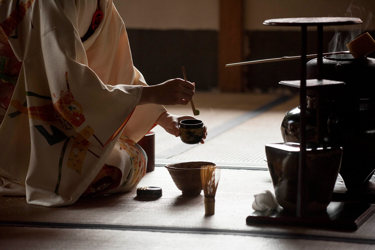 Chanoyu Japanese Tea Ceremony