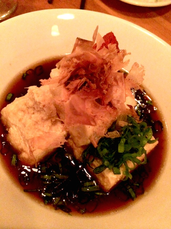 biwa japanese food agedashi tofu